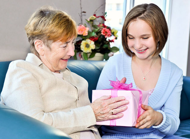 Подарки бабушке на 8 марта