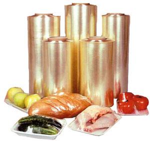Разновидности и область применения пищевой пленки