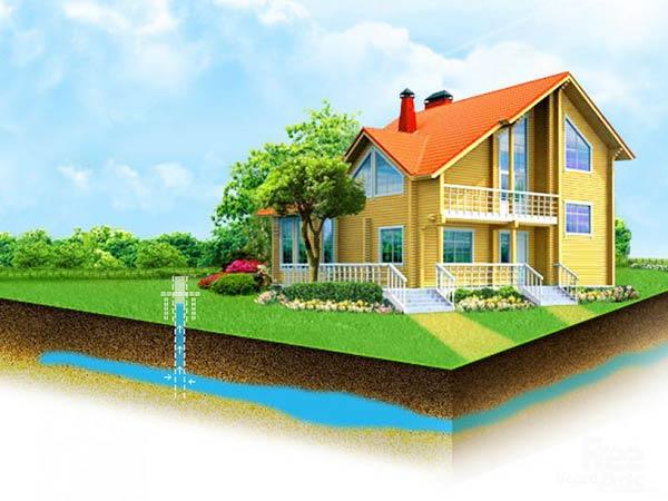 Источники водоснабжения частного дома