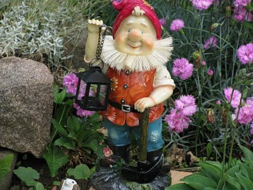 декорирование фигурами для сада