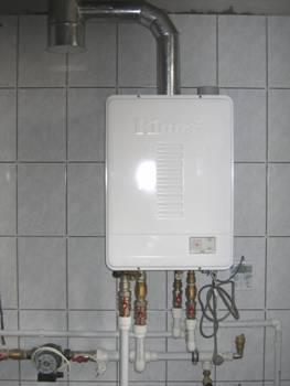 Настенный газовый котел Rinnai