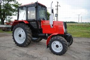 трактор от МТЗ