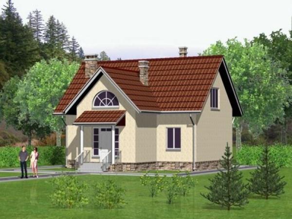 строительство загородного дома из газобетонных блоков