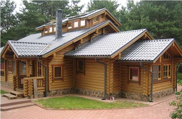 Виды древесины для деревянного дома