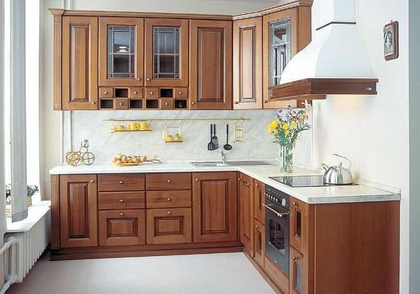 кухонная модульная мебель