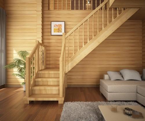 Виды лестниц в строительстве