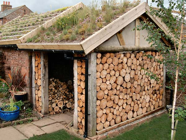 for Cordwood house cost