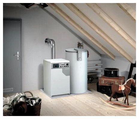 Отопление дачи газом — какой котел выбрать