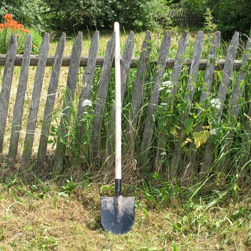 лопата для огорода