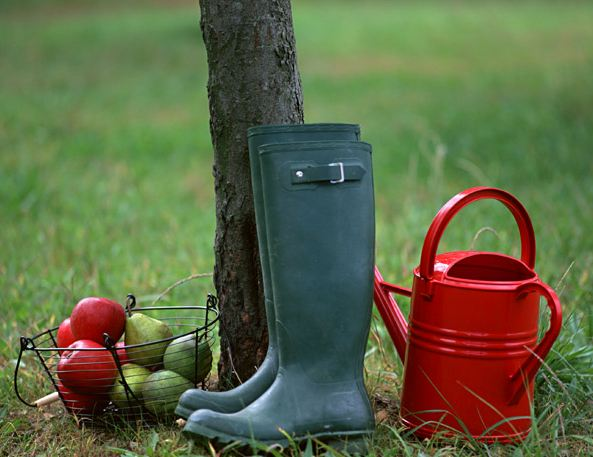 Как выбирать одежду для работ в саду