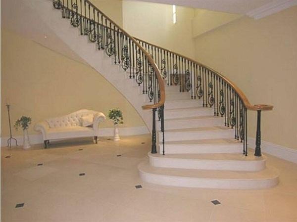 Делаем бетонную лестницу