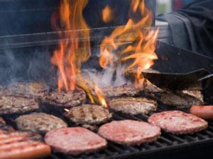 Как сделать простой вариант барбекю для дачи собственноручно