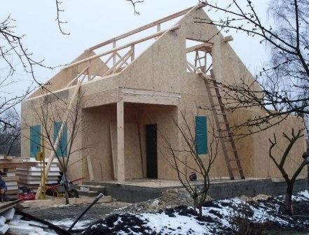 стоит ли начинать строительство дома осенью
