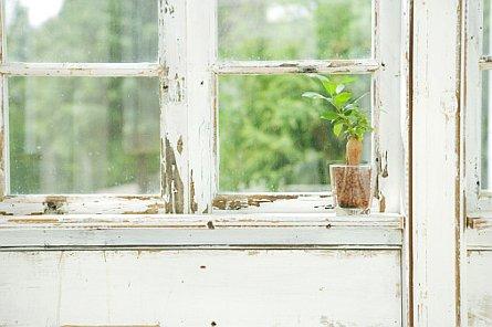 Три способа удаления с окна старой краски