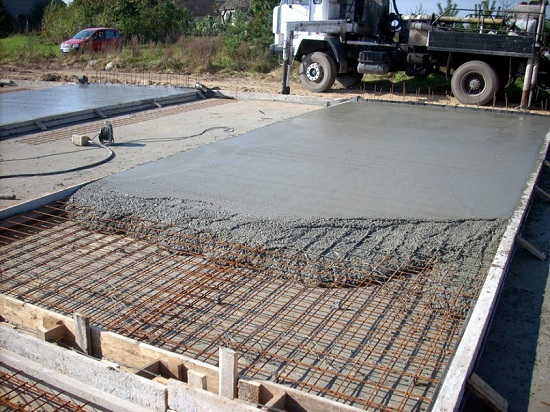 Где приобрести бетон