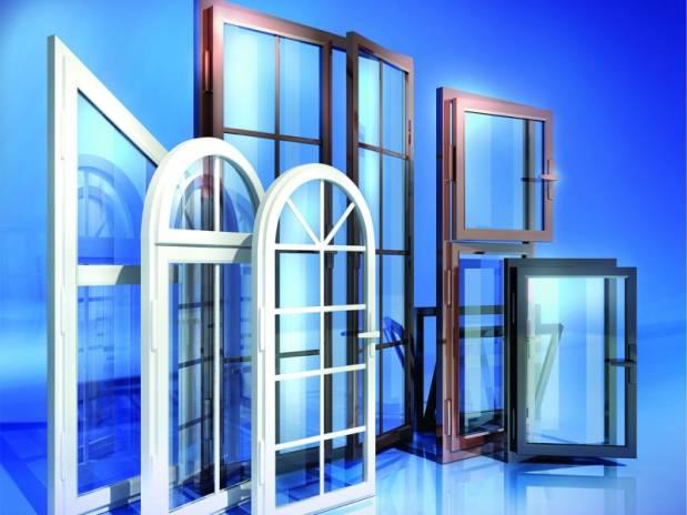 Изделия из алюминия для дома - двери и окна