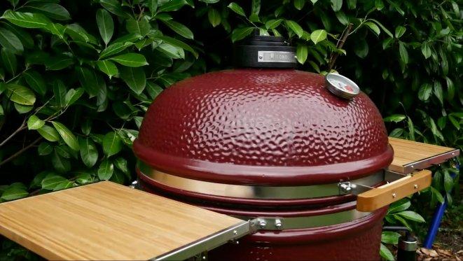 Керамический угольный гриль Monolith Grill Le Chef XL
