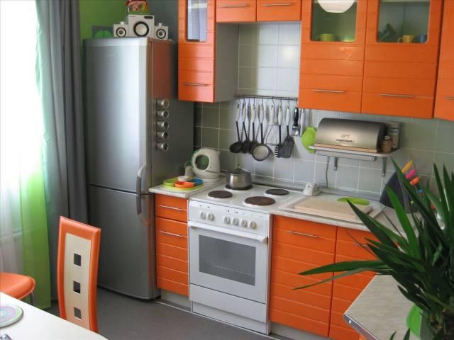 Обустройство малогабаритной кухни