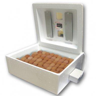 Инкубатор автоматический Несушка на 104 яйца 220 В