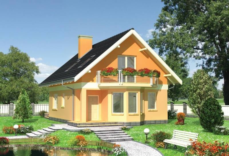 Дом с мансардой: как выбрать хороший проект?
