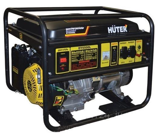 Электрогенератор Huter для дачи