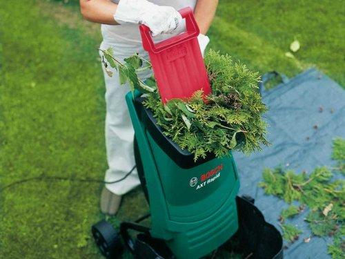 Измельчители садового мусора