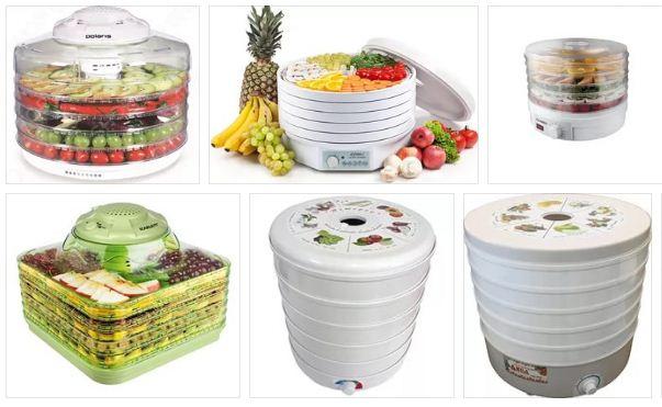 Дополнительные функции сушилки для овощей и фруктов