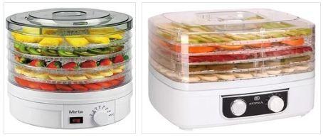 Как выбрать сушилку-дегидратор для овощей и фруктов