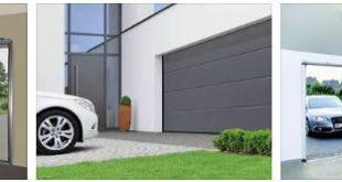 Секционные, рулонные и подъёмно-поворотные гаражные ворота. Какие выбрать?