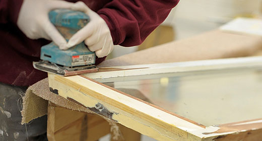 Ремонт деревянных окон: наиболее распространенные дефекты