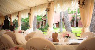Как выбрать ресторан для проведения свадебного банкета