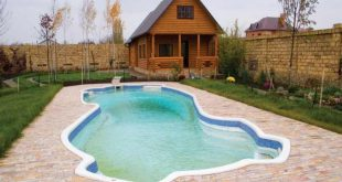 Выбираем бассейн для дачи: достоинства и недостатки различных конструкций