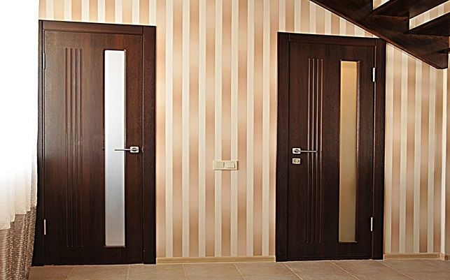Межкомнатные двери для дачи