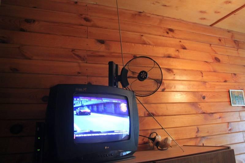 Как обеспечить телевидение на даче