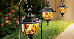 Как выбрать светильник для сада?