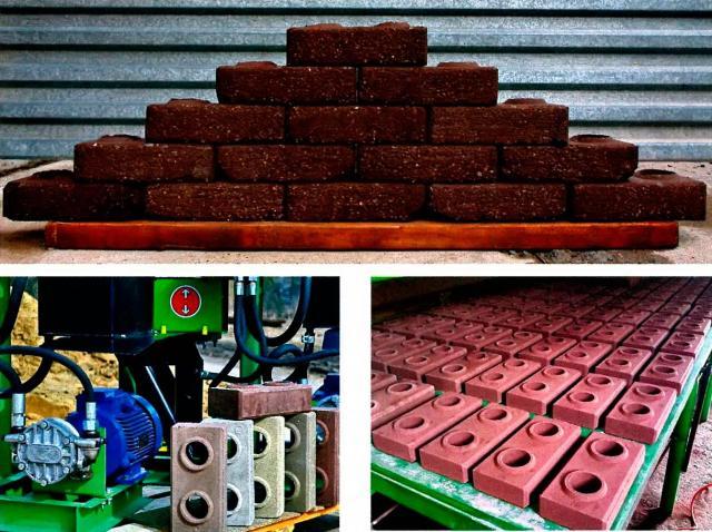 Лего-кирпич: область применения