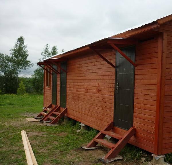 металлическая дверь для сарая домодедово