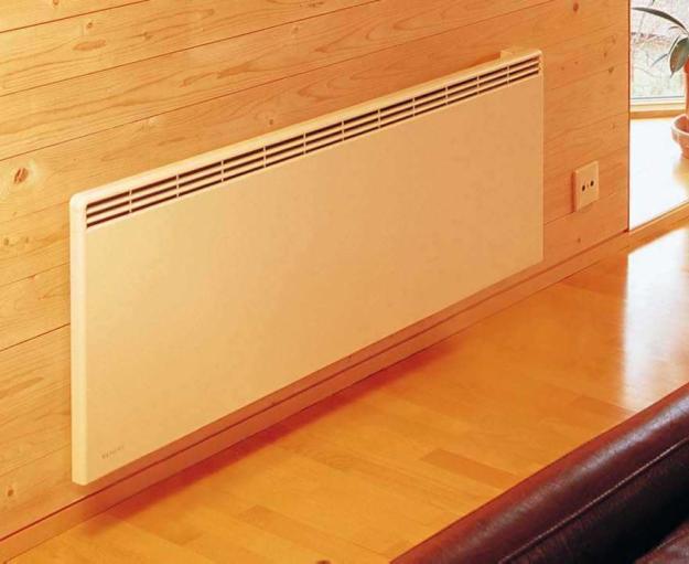 Применение электричества как источника отопления на даче