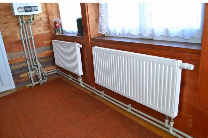 Выбор системы отопления для дачи