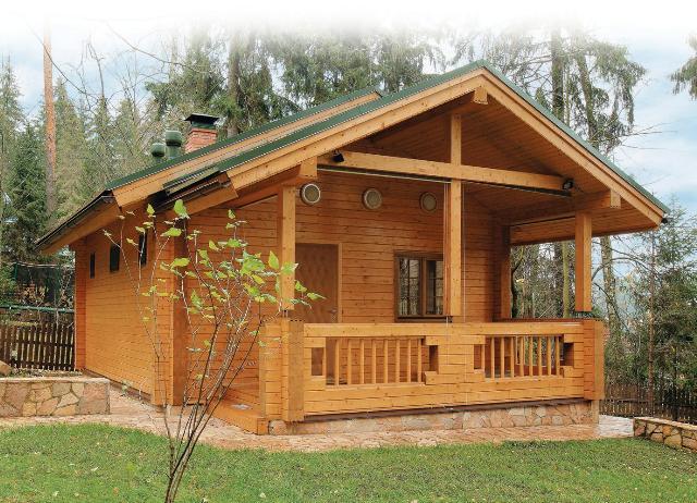 Как построить дачу из бруса и чем этот дом лучше каркасного строения