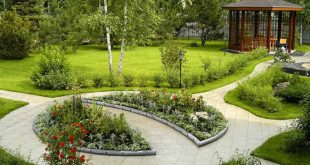 Каких принципов нужно придерживаться при озеленении собственного участка
