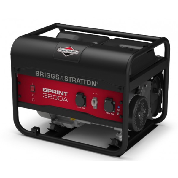 Бензогенератор Briggs Stratton Sprint 3200A