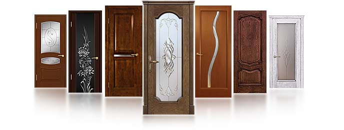Межкомнатные и входные двери в Туле