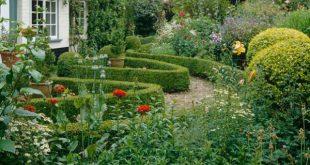 Садовый лабиринт на участке: рукотворная сказка