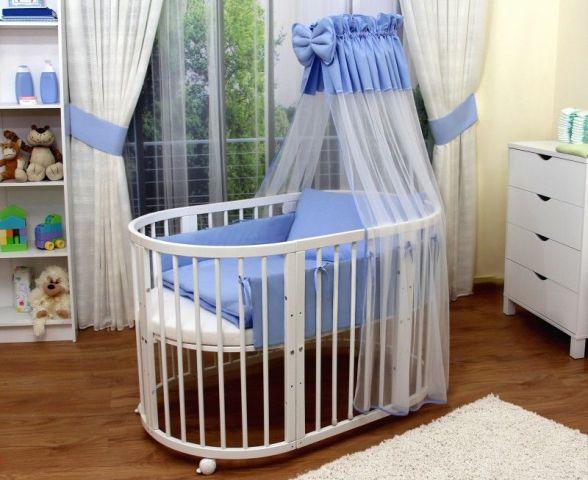 Какая кроватка необходима новорожденному