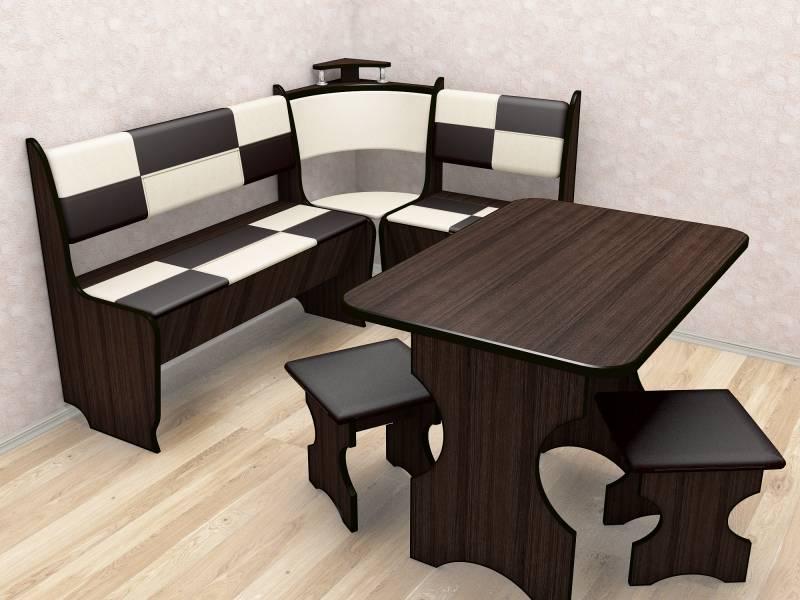 Кухонный уголок - комфорт и красота вашей кухни