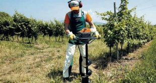 Бензиновые мотобуры для земляных работ