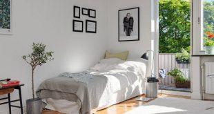 Три верных способа визуального расширения маленькой комнаты
