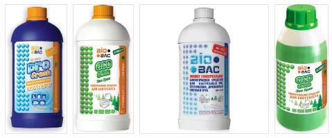 Жидкость для биотуалетов и их виды