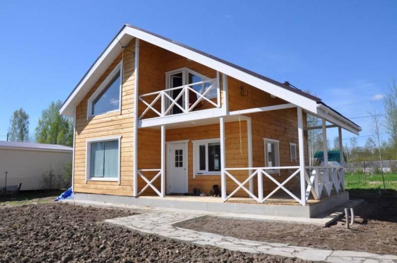 Каркасный дом: какими преимуществами он обладает